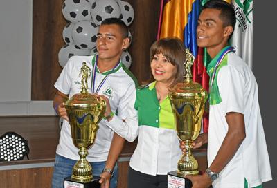Club de Fútbol de Comfenalco Tolima  logró 3 títulos en Torneo Internacional Copa Ciudad de Cali