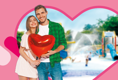 Con celebración de San Valentín brindamos bienestar a nuestros afiliados y a sus familias. Recibimos más de 1.900 personas en el CRU